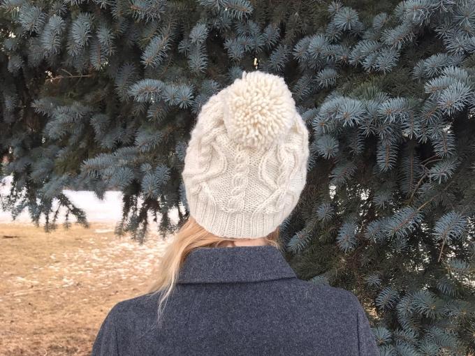 Paper Birch Knits Beacon Hat