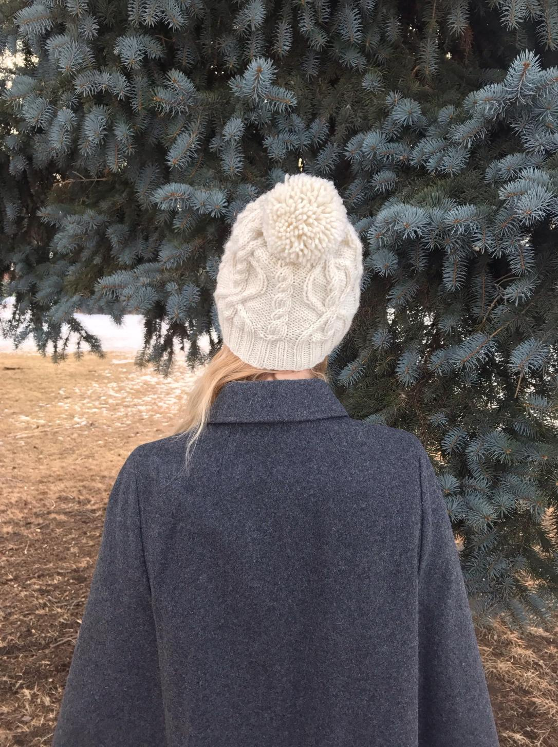 Paper Birch Knits Beacon Hat