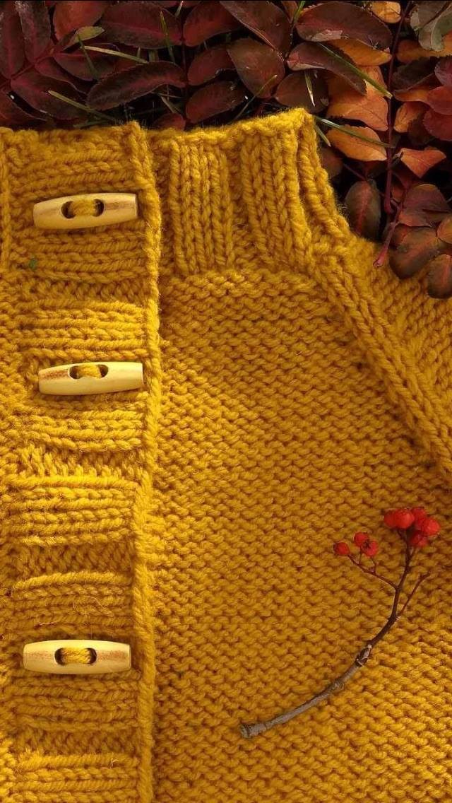 Allison Cardigan from Paper Birch Knits