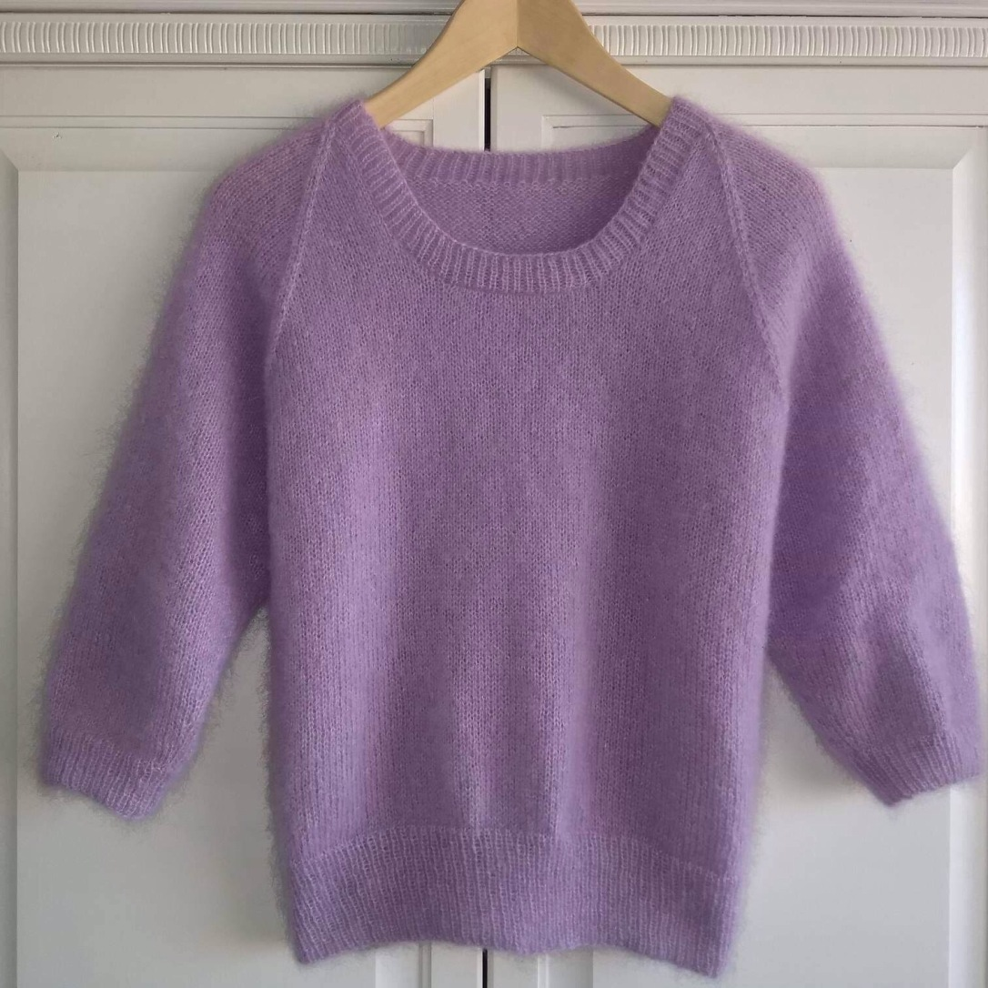 Nicolet Sweater by Paper Birch Knits